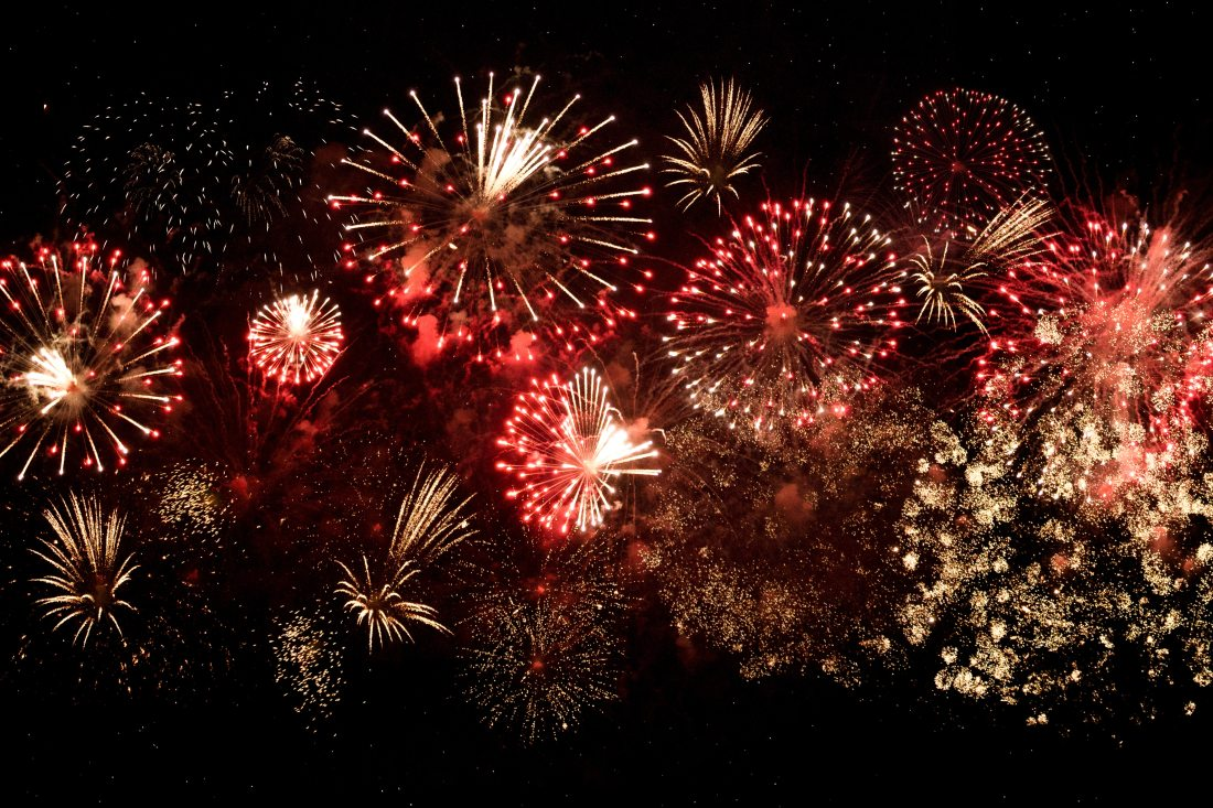 photo-of-fireworks-display-2526105